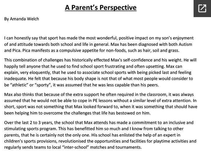 a-parents-perspective